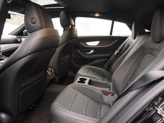 2021 Mercedes-Benz AMG GT S