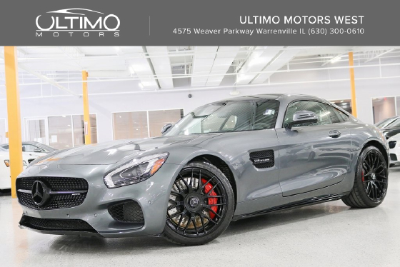 2017 Mercedes-Benz AMG GT S:6 car images available