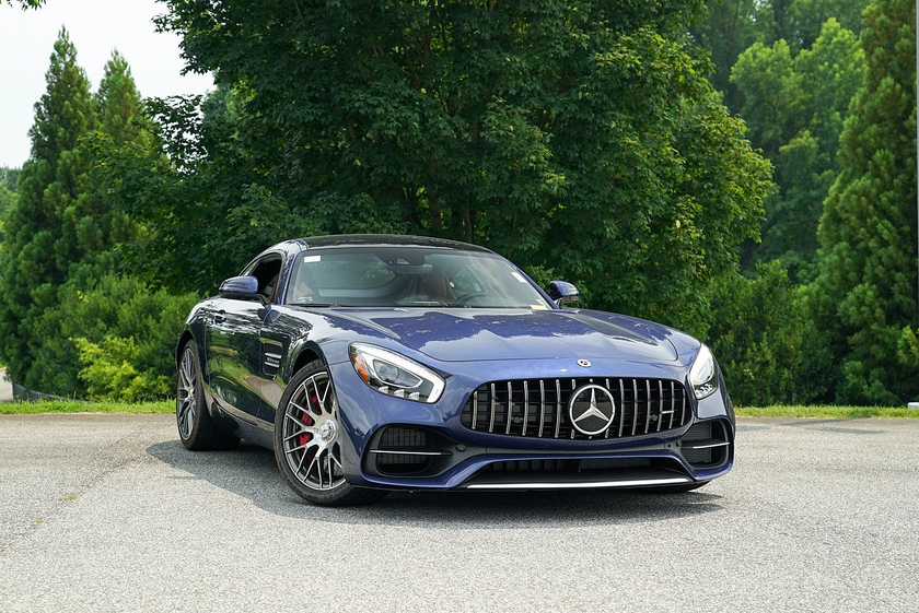2018 Mercedes-Benz AMG GT S:24 car images available