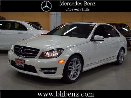 2014 Mercedes-Benz C-Class :22 car images available