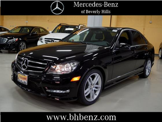 2014 Mercedes-Benz C-Class :21 car images available
