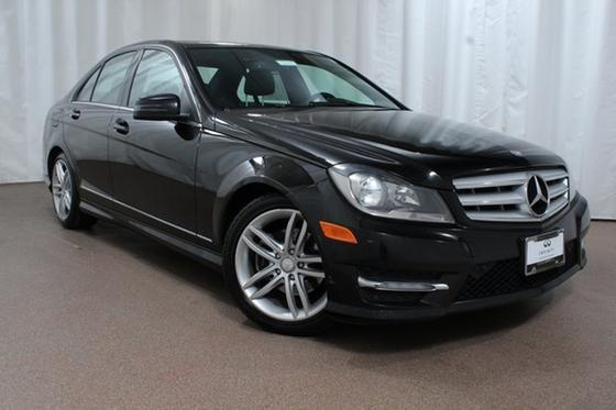 2012 Mercedes-Benz C-Class :24 car images available