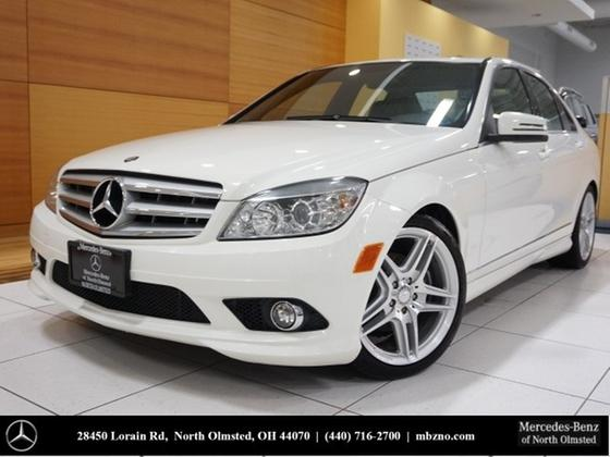 2010 Mercedes-Benz C-Class :24 car images available
