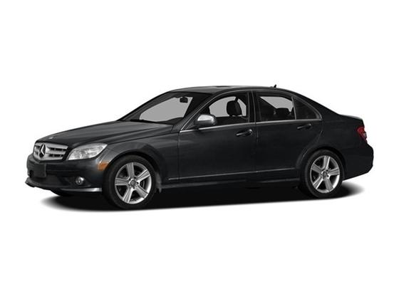 2008 Mercedes-Benz C-Class  : Car has generic photo