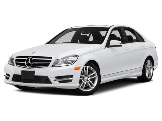2014 Mercedes-Benz C-Class  : Car has generic photo