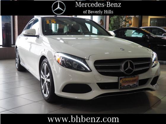 2015 Mercedes-Benz C-Class :19 car images available