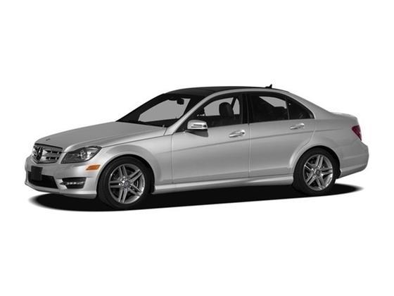 2012 Mercedes-Benz C-Class  : Car has generic photo