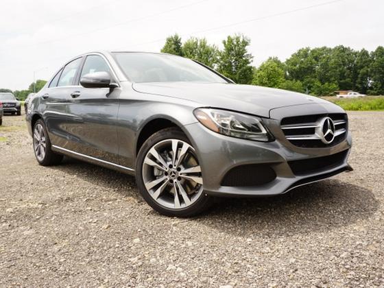 2018 Mercedes-Benz C-Class :16 car images available