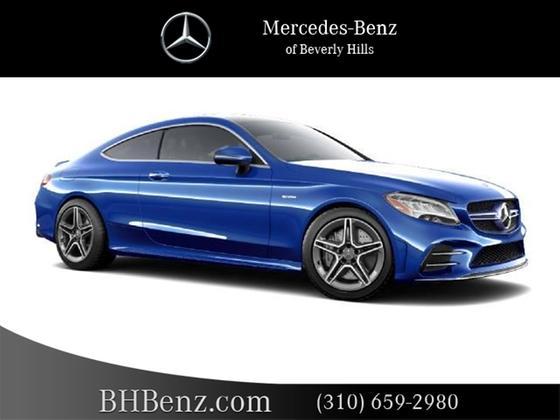 2020 Mercedes-Benz C-Class  : Car has generic photo