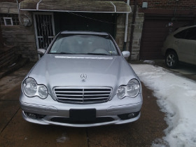 2006 Mercedes-Benz C-Class C230 Sport:6 car images available