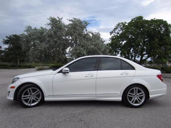 2014 Mercedes-Benz C-Class C250 Sport:20 car images available