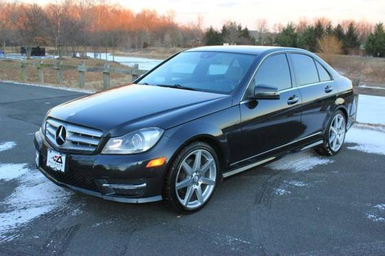 2013 Mercedes-Benz C-Class C250 Sport:24 car images available