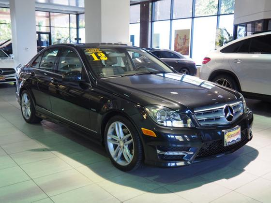 2012 Mercedes-Benz C-Class C250 Sport:21 car images available