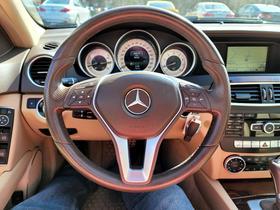 2014 Mercedes-Benz C-Class C250 Sport