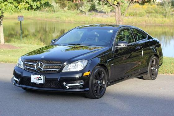 2012 Mercedes-Benz C-Class C250:24 car images available