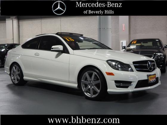 2015 Mercedes-Benz C-Class C250:19 car images available