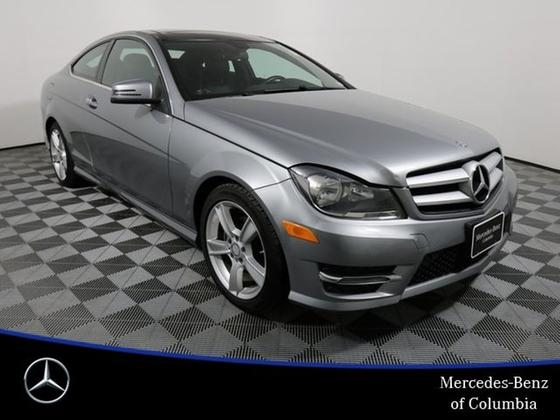 2013 Mercedes-Benz C-Class C250:24 car images available