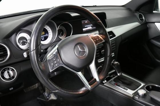 2013 Mercedes-Benz C-Class C250