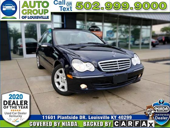 2006 Mercedes-Benz C-Class C280 4Matic:24 car images available