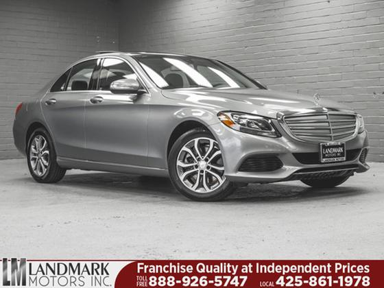 2015 Mercedes-Benz C-Class C300 4Matic Luxury:24 car images available