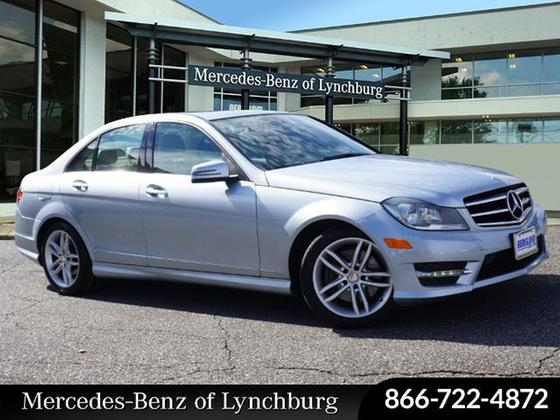 2014 Mercedes-Benz C-Class C300 4Matic Luxury:24 car images available