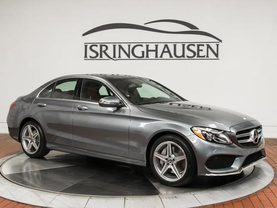 2017 Mercedes-Benz C-Class C300 4Matic Sport:24 car images available