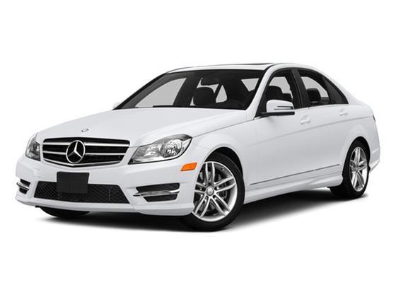 2014 Mercedes-Benz C-Class C300 4Matic Sport : Car has generic photo