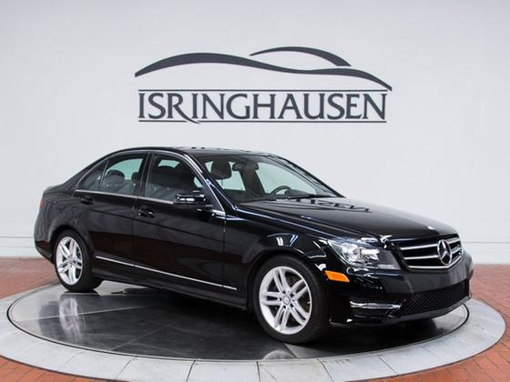 2014 Mercedes-Benz C-Class C300 4Matic Sport:22 car images available