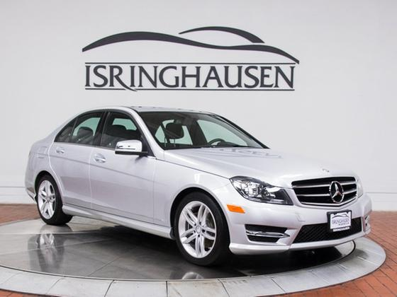 2014 Mercedes-Benz C-Class C300 4Matic Sport:21 car images available