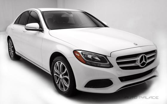 2015 Mercedes-Benz C-Class C300 4Matic Sport:24 car images available
