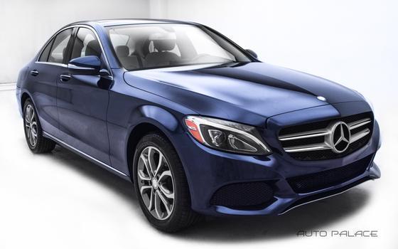 2015 Mercedes-Benz C-Class C300 4Matic Sport:24 car images available