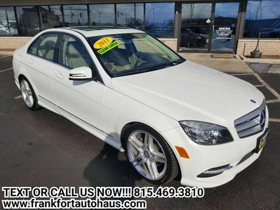 2011 Mercedes-Benz C-Class C300 4Matic Sport:23 car images available