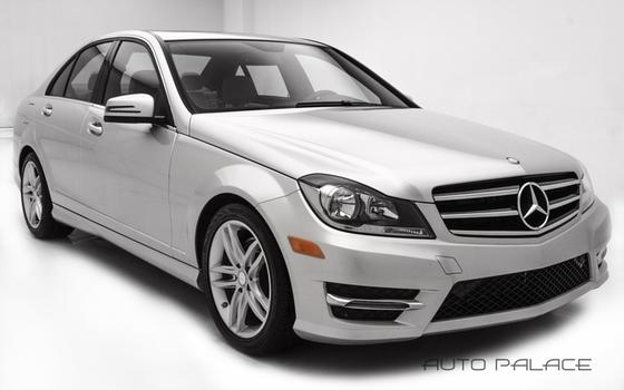 2014 Mercedes-Benz C-Class C300 4Matic Sport:24 car images available