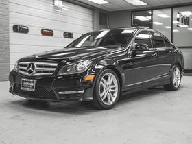 2012 Mercedes-Benz C-Class C300 4Matic Sport