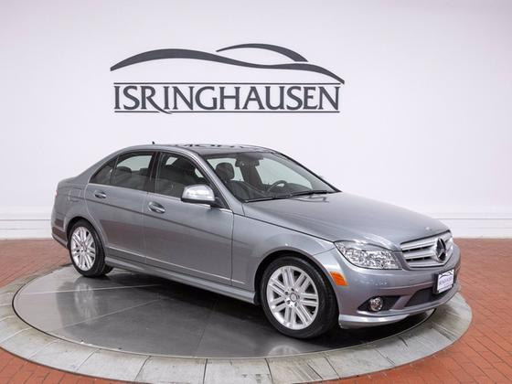 2008 Mercedes-Benz C-Class C300 4Matic Sport:20 car images available