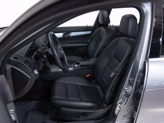 2008 Mercedes-Benz C-Class C300 4Matic Sport