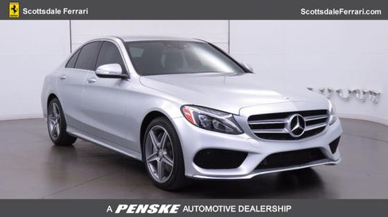 2015 Mercedes-Benz C-Class C300 4Matic:24 car images available