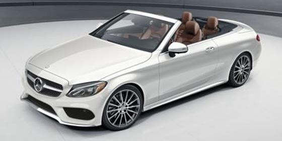 2017 Mercedes-Benz C-Class C300 4Matic : Car has generic photo