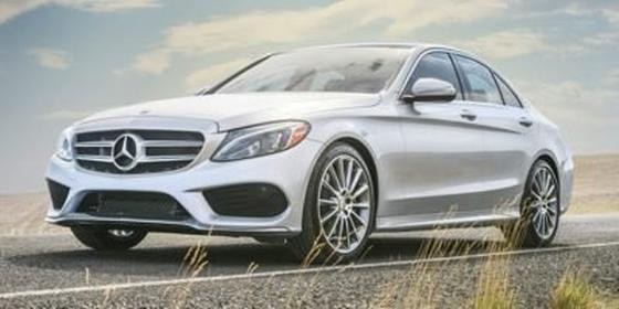 2018 Mercedes-Benz C-Class C300 4Matic : Car has generic photo