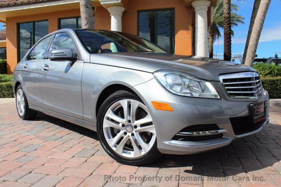 2014 Mercedes-Benz C-Class C300 4Matic:24 car images available