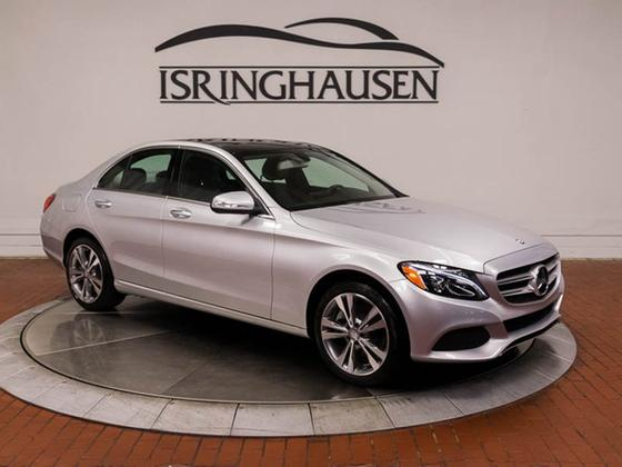 2015 Mercedes-Benz C-Class C300 4Matic:18 car images available