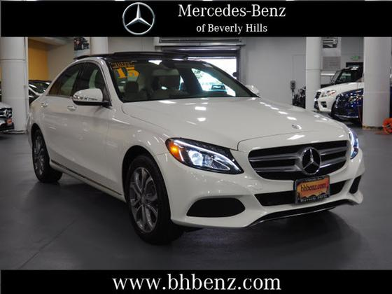 2015 Mercedes-Benz C-Class C300 4Matic:19 car images available