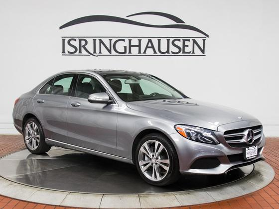 2015 Mercedes-Benz C-Class C300 4Matic:23 car images available
