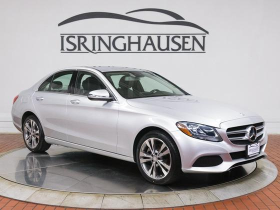2016 Mercedes-Benz C-Class C300 4Matic:23 car images available