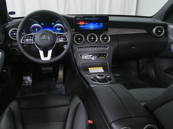2019 Mercedes-Benz C-Class C300 4Matic