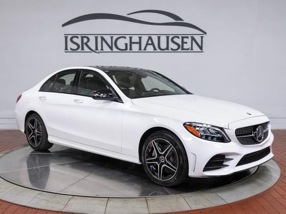2020 Mercedes-Benz C-Class C300 4Matic:24 car images available