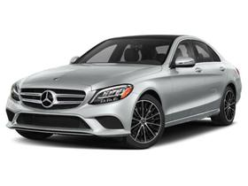 2020 Mercedes-Benz C-Class C300 4Matic : Car has generic photo