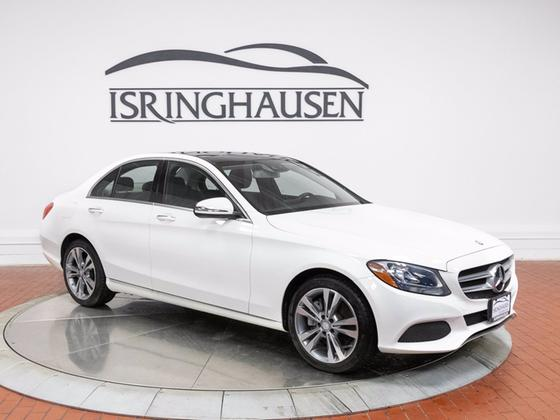 2017 Mercedes-Benz C-Class C300 4Matic:17 car images available