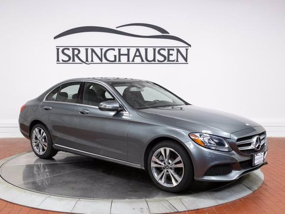 2017 Mercedes-Benz C-Class C300 4Matic:19 car images available