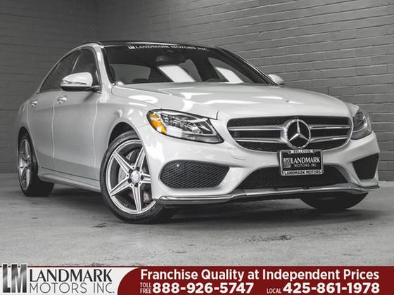 2017 Mercedes-Benz C-Class C300 4Matic:24 car images available